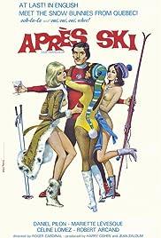 Après-ski Poster