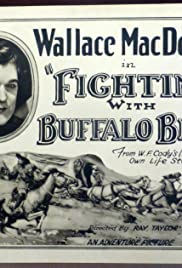 Fighting with Buffalo Bill Poster