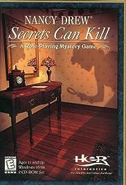 Nancy Drew: Secrets Can Kill Poster