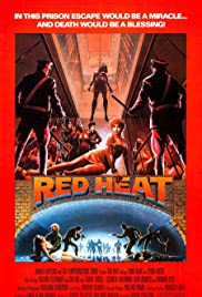 Red Heat (1985) Poster - Movie Forum, Cast, Reviews