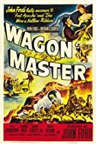 Wagon Master (1950) Poster