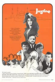 Justine (1969) Poster - Movie Forum, Cast, Reviews
