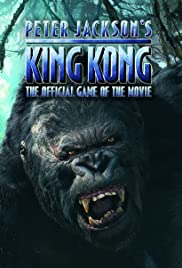 King Kong: The Official Game of the Movie (2005) Poster - Movie Forum, Cast, Reviews