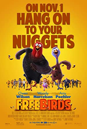 Free Birds (2013) Download on Vidmate