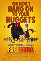 Free Birds (2013) Poster