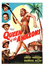 Queen of the Amazons (1947) Poster - Movie Forum, Cast, Reviews