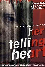 Her Telling Heart Poster