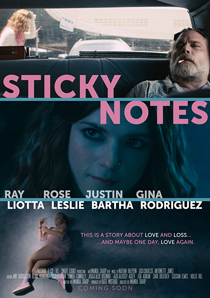 Sticky Notes 2016 HDRip 300MB Movies