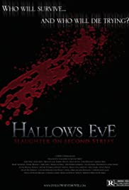 Hallows Eve: Slaughter on Second Street Poster