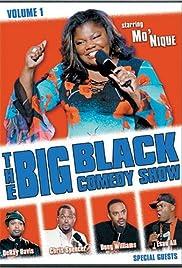 The Big Black Comedy Show, Vol. 1 Poster