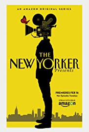 The New Yorker Presents Poster - TV Show Forum, Cast, Reviews