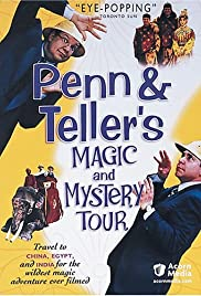 Magic and Mystery Tour Poster