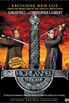 Image of Highlander: Endgame