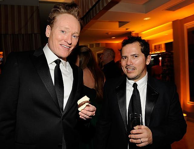 John Leguizamo and Conan O'Brien