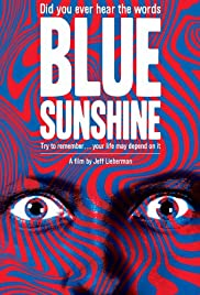 Blue Sunshine Poster