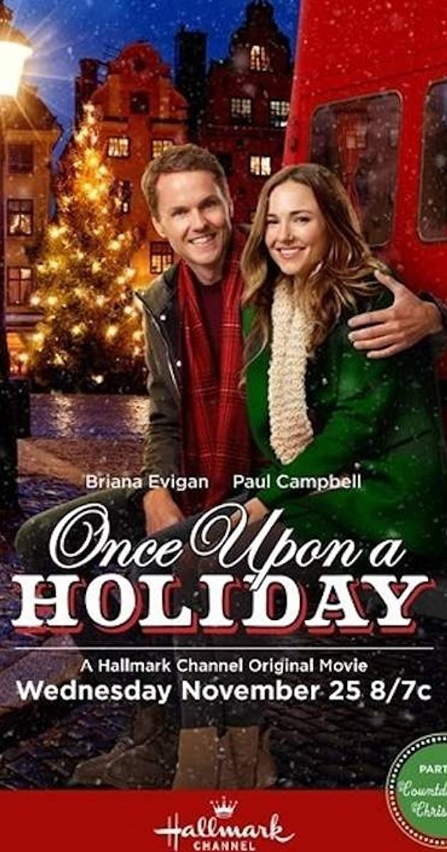 Once Upon a Holiday (TV Movie 2015) - IMDb