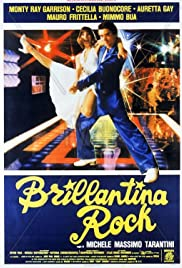 Brillantina Rock Poster