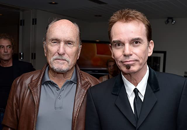 Robert Duvall and Billy Bob Thornton at an event for Jayne Mansfield's Car (2012)
