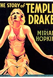 The Story of Temple Drake (1933) Poster - Movie Forum, Cast, Reviews