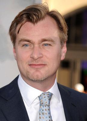 Christopher Nolan at Inception (2010)