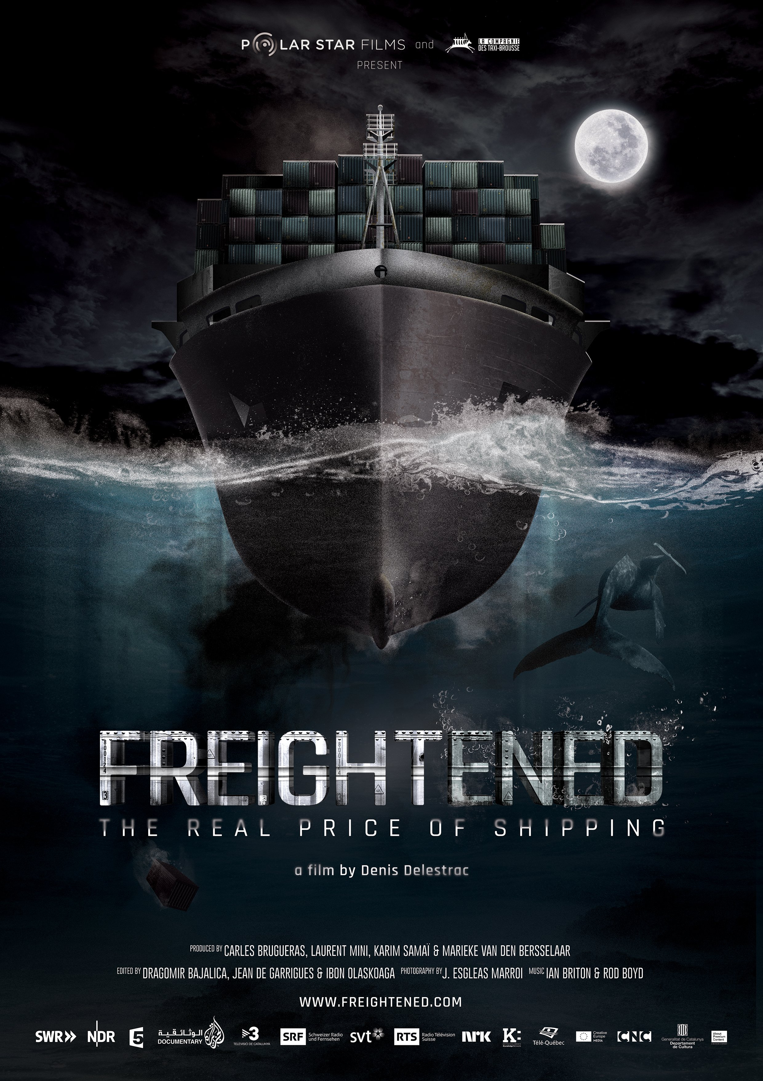 image Freightened: The Real Price of Shipping Watch Full Movie Free Online