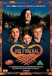 Jul i Valhal Poster
