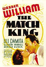 The Match King (1932) Poster - Movie Forum, Cast, Reviews