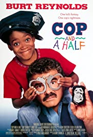 Cop & ½ (1993) Poster - Movie Forum, Cast, Reviews