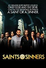 Saints & Sinners Poster - TV Show Forum, Cast, Reviews