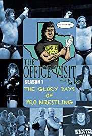 The Glory Days of Wrestling Poster