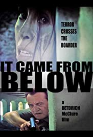It Came from Below Poster
