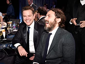 Matt Damon and Casey Affleck