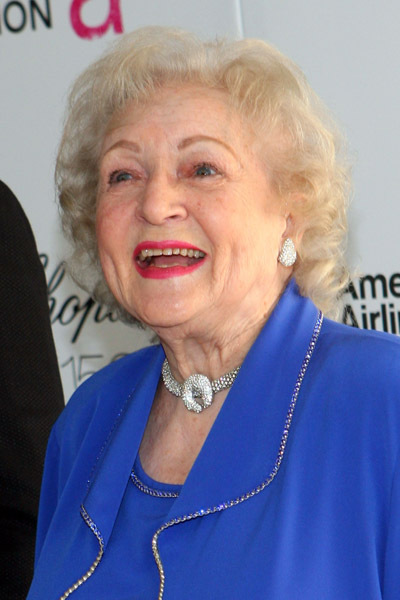 Betty White at The 82nd Annual Academy Awards (2010)