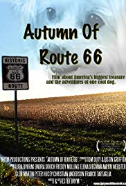 Autumn of Route 66 Poster