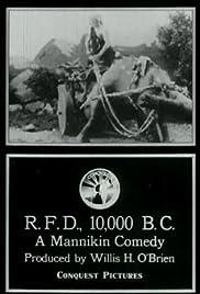 R.F.D. 10,000 B.C. Poster
