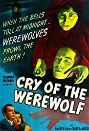 Cry of the Werewolf Poster