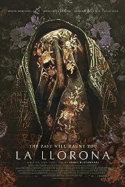 La Llorona (2020) poster