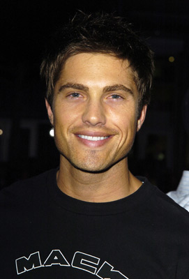 Eric Winter at an event for Friday Night Lights (2004)