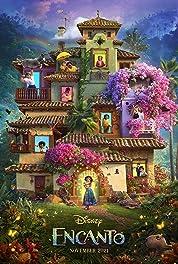 Encanto (2021) poster