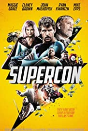 Supercon (2018) Poster - Movie Forum, Cast, Reviews