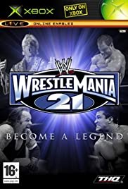 WrestleMania 21 Poster