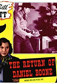 The Return of Daniel Boone Poster