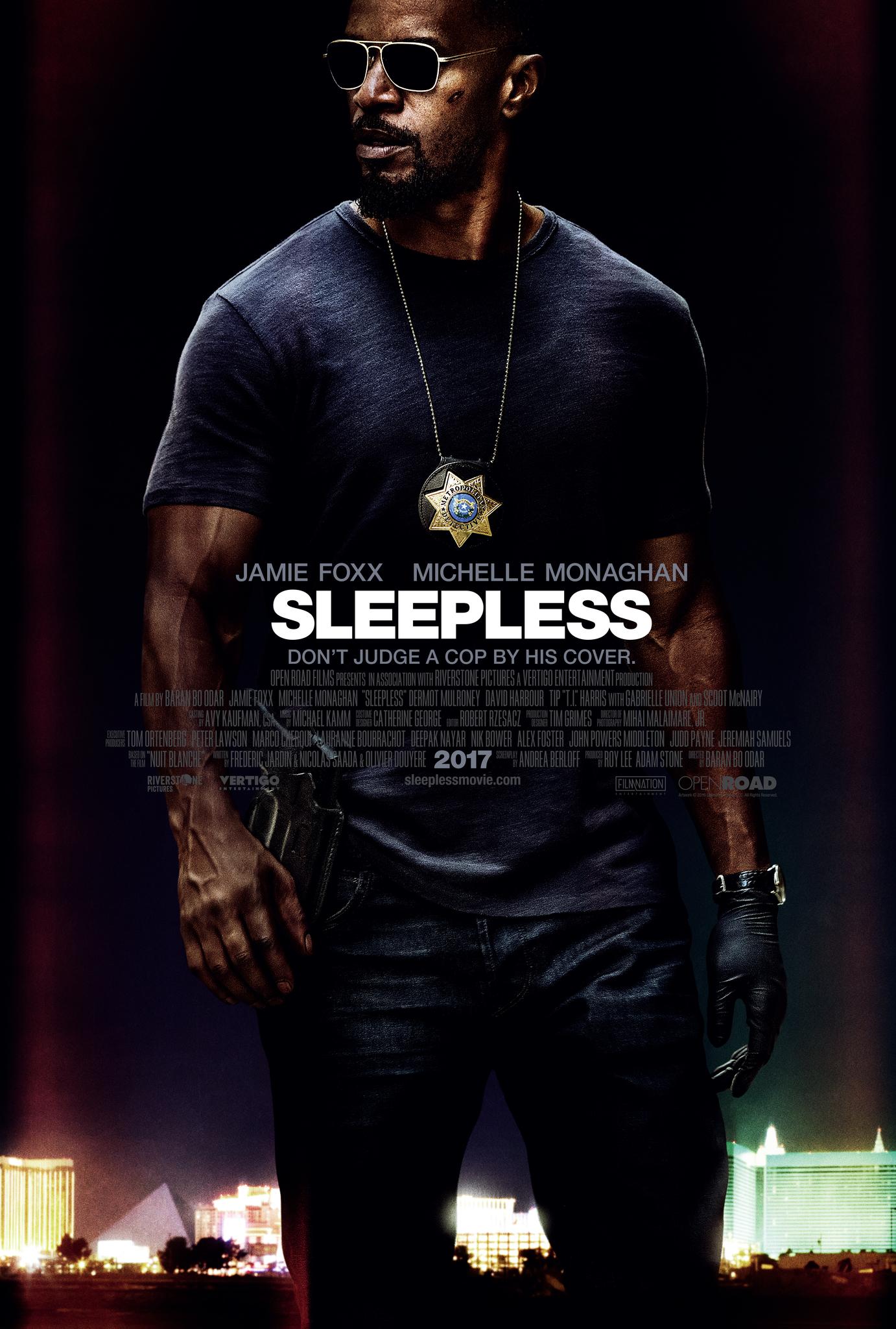 Sleepless(2017) - Cartelera