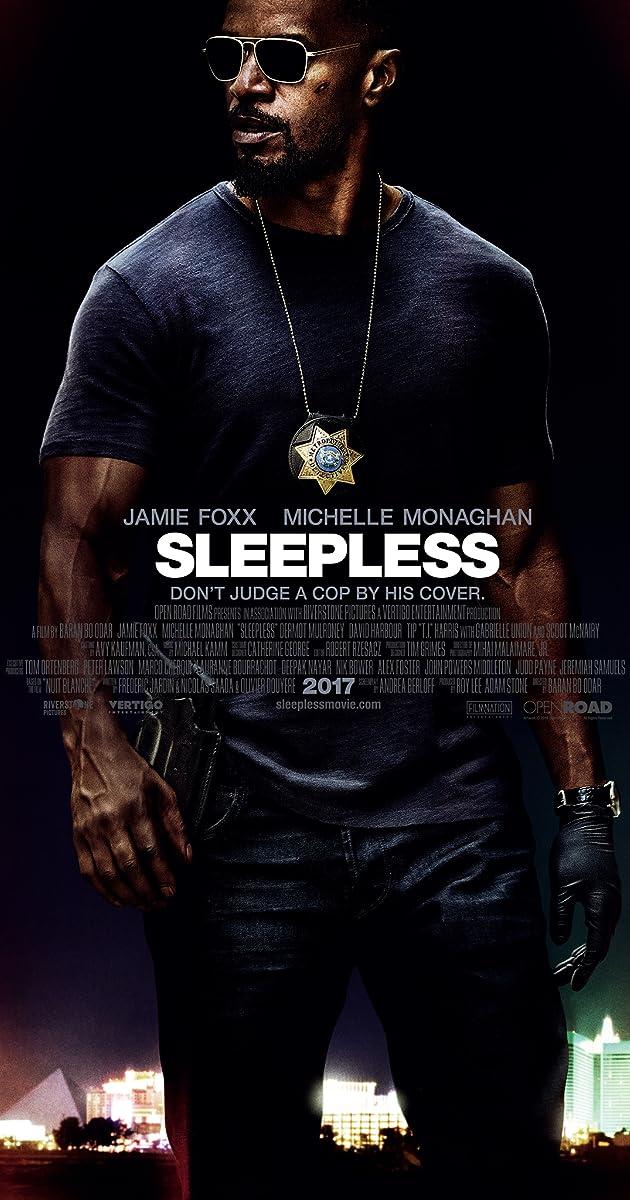 Neramumų naktis / Sleepless (2017)
