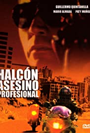 Halcon asesino profesional Poster