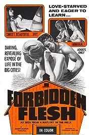 Forbidden Flesh Poster