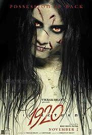 1920: Evil Returns(2012) Poster - Movie Forum, Cast, Reviews