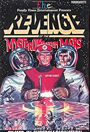 Revenge of the Mysterons from Mars Poster