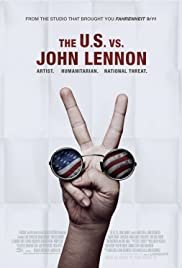 The U.S. vs. John Lennon (2006) Poster - Movie Forum, Cast, Reviews