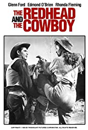 The Redhead and the Cowboy (1951) Poster - Movie Forum, Cast, Reviews